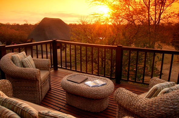 African sunset like no other.